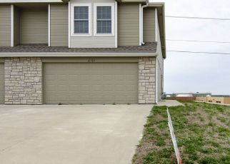 Pre Foreclosure in Junction City 66441 ELM CREEK DR - Property ID: 1489695574