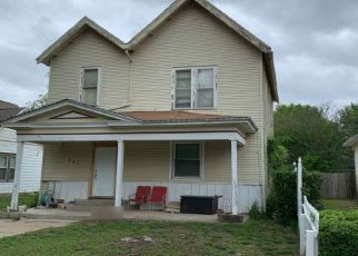 Pre Foreclosure in Arkansas City 67005 N 4TH ST - Property ID: 1489699515
