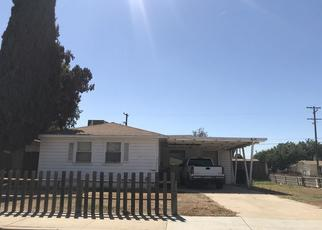 Pre Foreclosure in Wasco 93280 1ST ST - Property ID: 1490290331