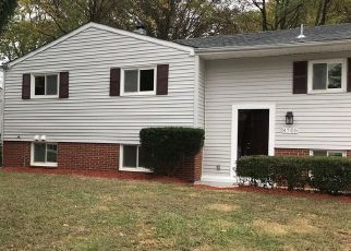 Pre Foreclosure in Randallstown 21133 MEADOW HEIGHTS RD - Property ID: 1490351658