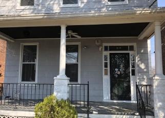 Pre Foreclosure in Baltimore 21216 PRESBURY ST - Property ID: 1490377946