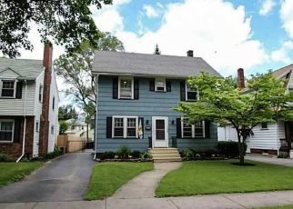 Pre Foreclosure in Rochester 14617 PONTIAC DR - Property ID: 1490657806
