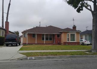 Pre Foreclosure in Inglewood 90302 W ELLIS AVE - Property ID: 1490867588