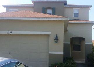 Pre Foreclosure in Gibsonton 33534 MAGNOLIA TRAILS LN - Property ID: 1490923203