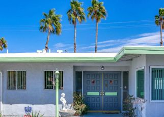 Pre Foreclosure in Palm Springs 92262 N FARRELL DR - Property ID: 1491098395