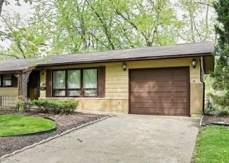 Pre Foreclosure in Oak Forest 60452 EL VISTA AVE - Property ID: 1491291550
