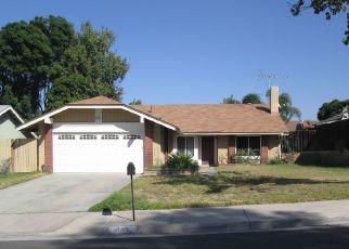 Pre Foreclosure in Riverside 92503 FRUITWOOD DR - Property ID: 1491375191