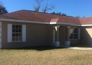 Pre Foreclosure in Ocala 34472 BAHIA RD - Property ID: 1491568343