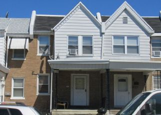 Pre Foreclosure in Philadelphia 19142 CHESTER AVE - Property ID: 1491706752