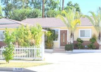 Pre Foreclosure in Norwalk 90650 FLALLON AVE - Property ID: 1491940176