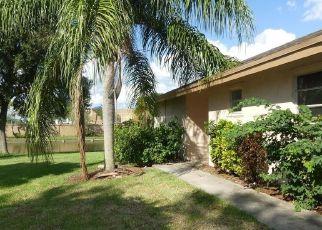 Pre Foreclosure in Fort Lauderdale 33317 NOVA VILLAGE DR - Property ID: 1492696119