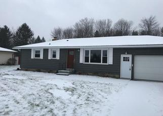 Pre Foreclosure in Webster 14580 SHOECRAFT RD - Property ID: 1492862107