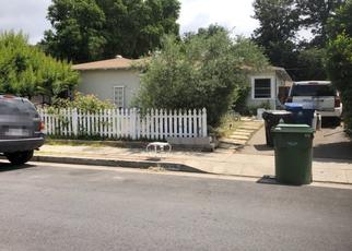 Pre Foreclosure in North Hollywood 91602 SARAH ST - Property ID: 1493087233