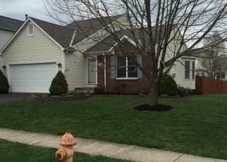 Pre Foreclosure in Canal Winchester 43110 WADLEY CT - Property ID: 1493785368
