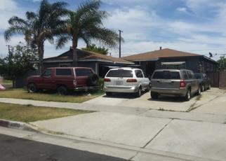 Pre Foreclosure in Carson 90745 CAROLDALE AVE - Property ID: 1494198823