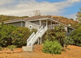 Pre Foreclosure in Murrieta 92562 VALLE VISTA - Property ID: 1494236479