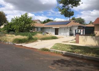 Pre Foreclosure in Van Nuys 91406 CALDUS AVE - Property ID: 1494264963