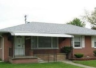 Pre Foreclosure in Southgate 48195 RICHMOND ST - Property ID: 1494818101