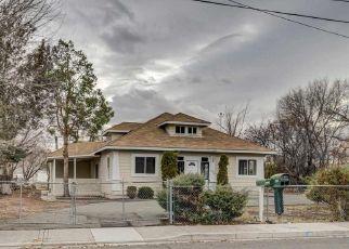 Pre Foreclosure in Reno 89502 NANNETTE CIR - Property ID: 1494852271