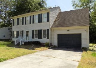 Pre Foreclosure in Portsmouth 23703 WINDY PINES BND - Property ID: 1494998109