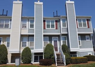 Pre Foreclosure in Manassas 20109 COPPERFIELD WAY - Property ID: 1495014322