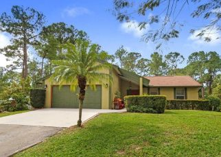 Pre Foreclosure in Loxahatchee 33470 86TH RD N - Property ID: 1495108939