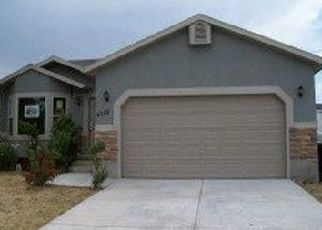 Pre Foreclosure in Salt Lake City 84118 S CREST FLOWER WAY - Property ID: 1495276227