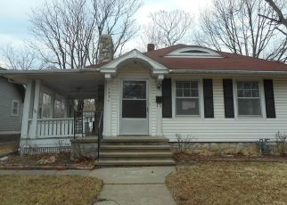 Pre Foreclosure in Topeka 66604 SW WOODWARD AVE - Property ID: 1495432142