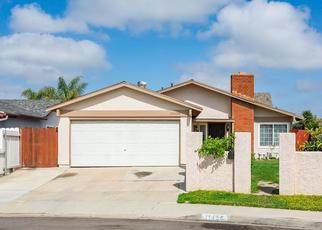 Pre Foreclosure in San Diego 92126 VELA DR - Property ID: 1495487333
