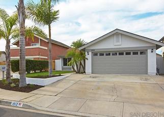 Pre Foreclosure in San Diego 92154 CLAVELITA PL - Property ID: 1495503994