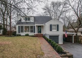 Pre Foreclosure in Nashville 37205 LASALLE CT - Property ID: 1495906928