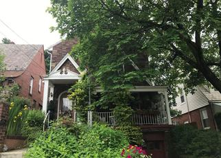 Pre Foreclosure in Pittsburgh 15205 STERLING ST - Property ID: 1495987956