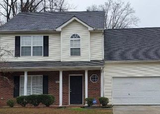 Pre Foreclosure in Charlotte 28214 ISAAC HUNTER DR - Property ID: 1496187658