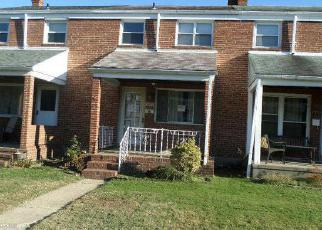 Pre Foreclosure in Dundalk 21222 WAREHAM RD - Property ID: 1496538924