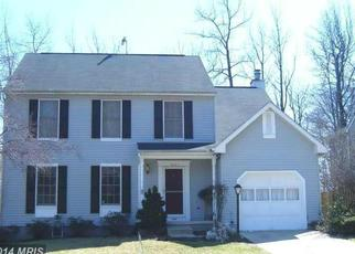 Pre Foreclosure in Laurel 20723 MANORWOOD RD - Property ID: 1496665486