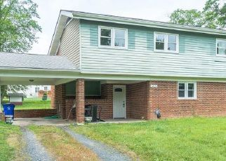 Pre Foreclosure in Columbia 21046 AMHERST AVE - Property ID: 1496677309