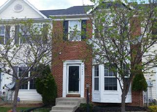 Pre Foreclosure in Brandywine 20613 COMMANDER HOWE TER - Property ID: 1496964173
