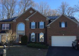 Pre Foreclosure in Glenn Dale 20769 GABRIEL DUVALL CT - Property ID: 1496977769