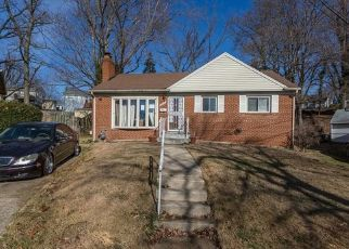 Pre Foreclosure in District Heights 20747 KIPLING PKWY - Property ID: 1497063158