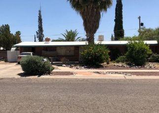 Pre Foreclosure in Tucson 85711 E ELI ST - Property ID: 1497167855