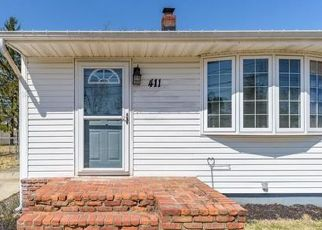 Pre Foreclosure in Lakehurst 08733 MAPLE ST - Property ID: 1497302294