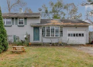 Pre Foreclosure in Wenonah 08090 CARNEGIE AVE - Property ID: 1497476166