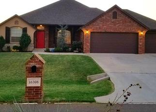 Pre Foreclosure in Edmond 73013 MONTAGUE DR - Property ID: 1497755608