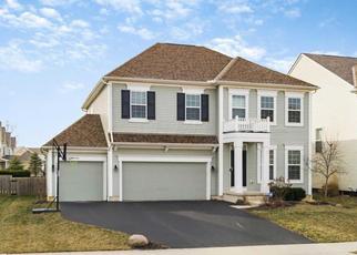 Pre Foreclosure in Hilliard 43026 ANDERSON DR - Property ID: 1498138839