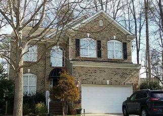 Pre Foreclosure in Mebane 27302 LARGE OAK LN - Property ID: 1498139713