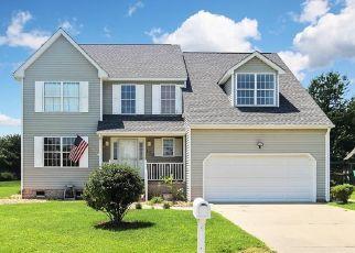 Pre Foreclosure in Moyock 27958 ELIZABETH CIR - Property ID: 1498145846