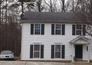 Pre Foreclosure in Greensboro 27406 MEADOWCROFT RD - Property ID: 1498205402