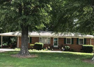 Pre Foreclosure in Greensboro 27401 S ENGLISH ST - Property ID: 1498240440