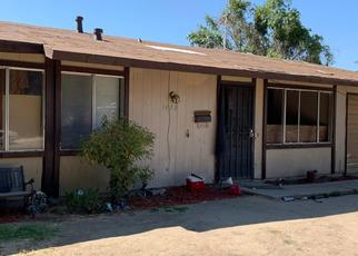 Pre Foreclosure in Firebaugh 93622 CARDELLA ST - Property ID: 1498575946