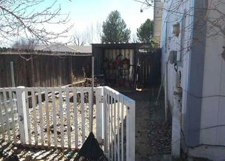 Pre Foreclosure in Carson City 89706 MINA WAY - Property ID: 1498823833